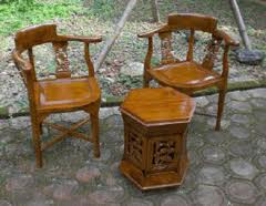 Furniture Jati di Jepara