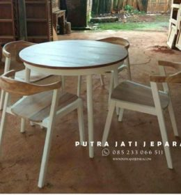 Meja Kursi Cafe Outdoor